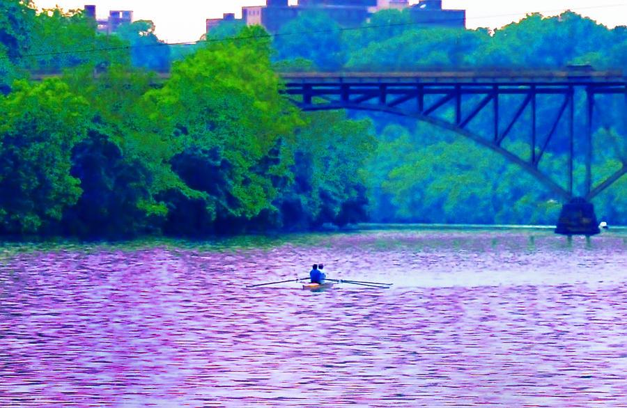 Row Row Row Your Boat Photograph