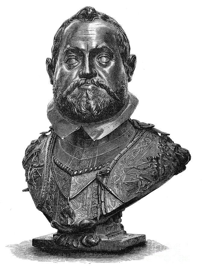 Rudolf II (1552-1612) Photograph