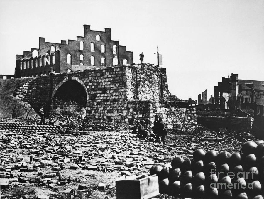 Ruins Photograph