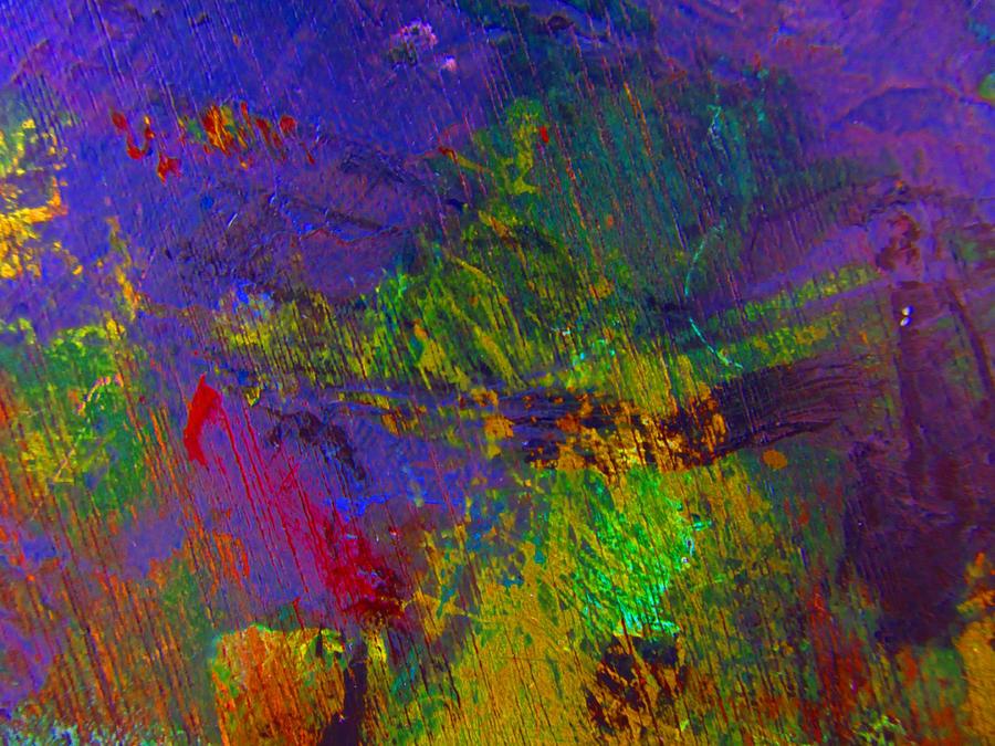 Run Amuk Painting