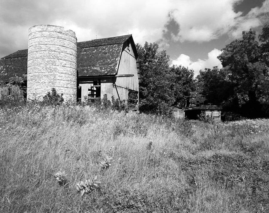 Rundown Farm Wales Photograph