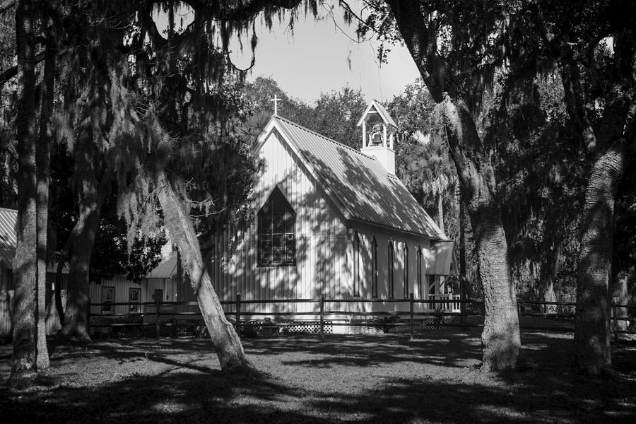 Rural Congregation Photograph