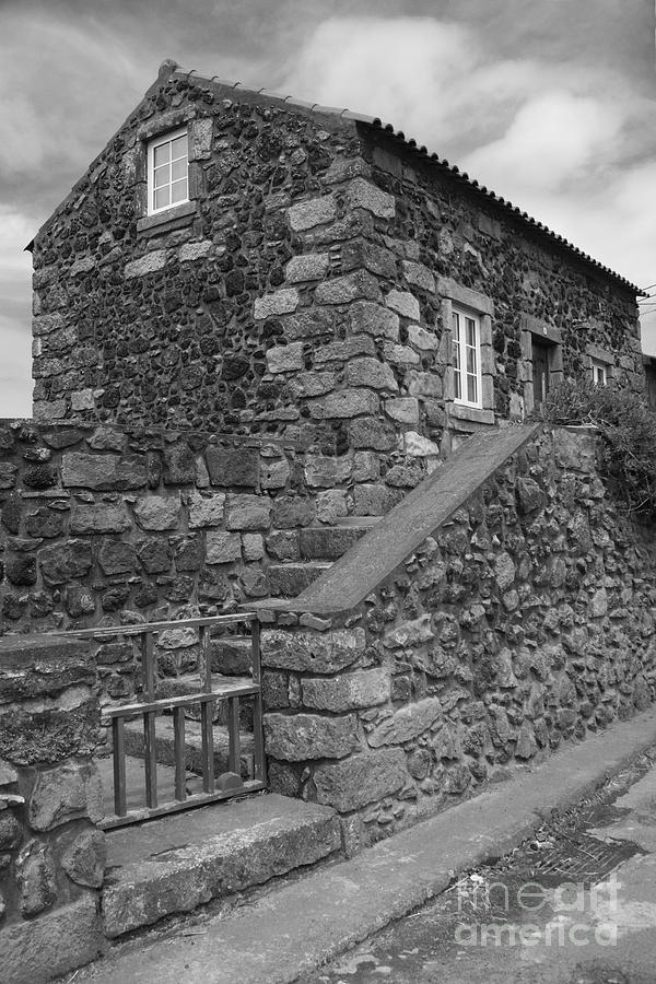House Photograph - Rural Home by Gaspar Avila