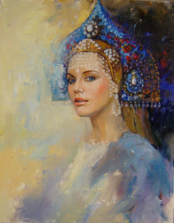 Russian Fine Art In The 27
