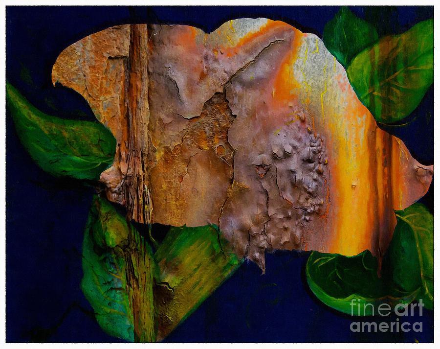 Rust Texture 3  Digital Art
