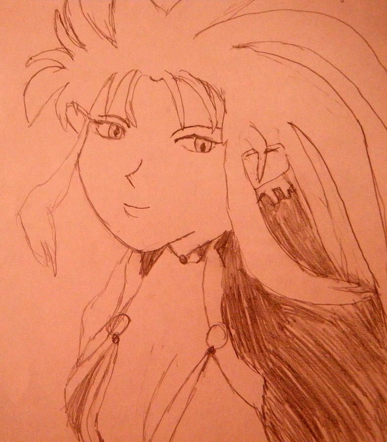 Ryoko Drawing
