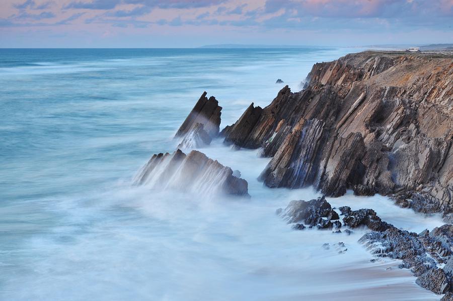 Landscape Photograph - S. Pedro De Moel - Portugal by Armando Carlos Ferreira Palhau