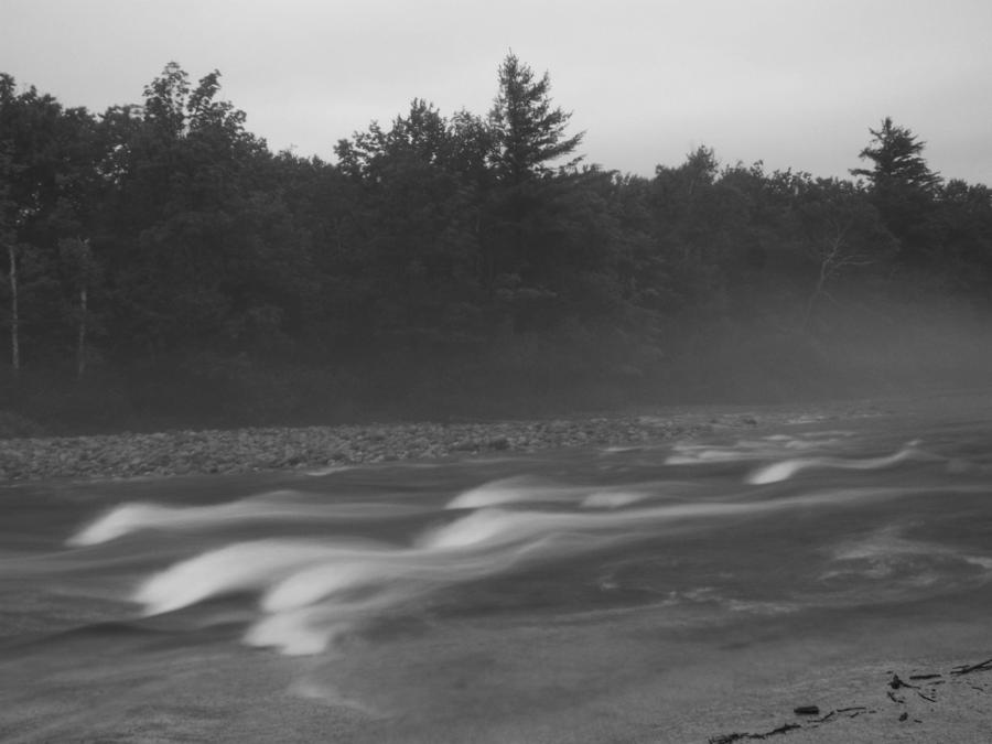 Saco River IIi Photograph