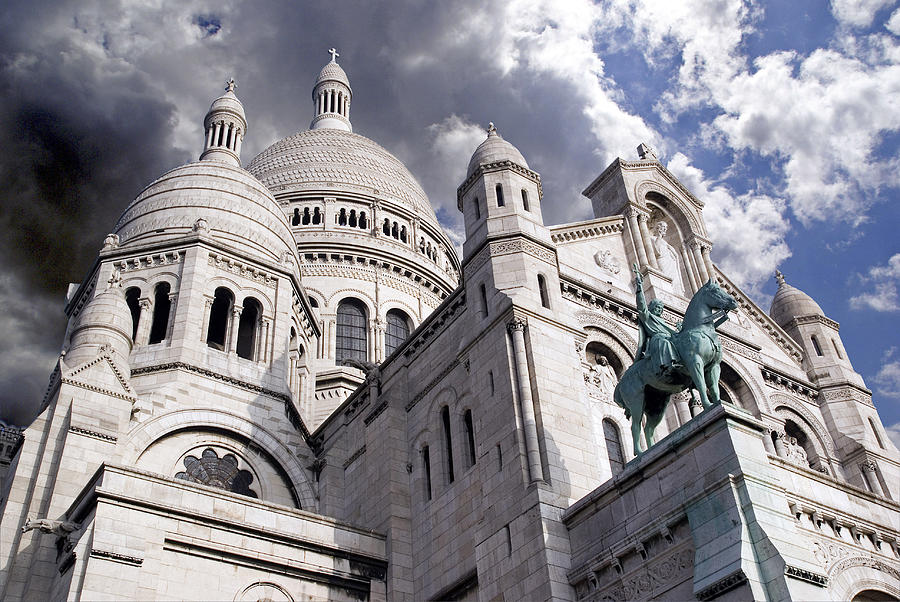 Sacre-coeur Photograph