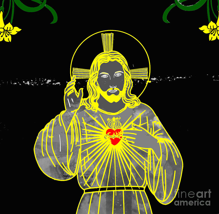 Sacred Heart Photograph