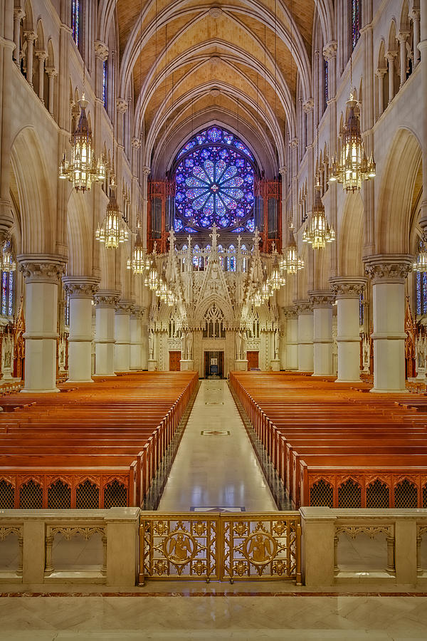 Sacred Heart Cathedral Basilica Photograph