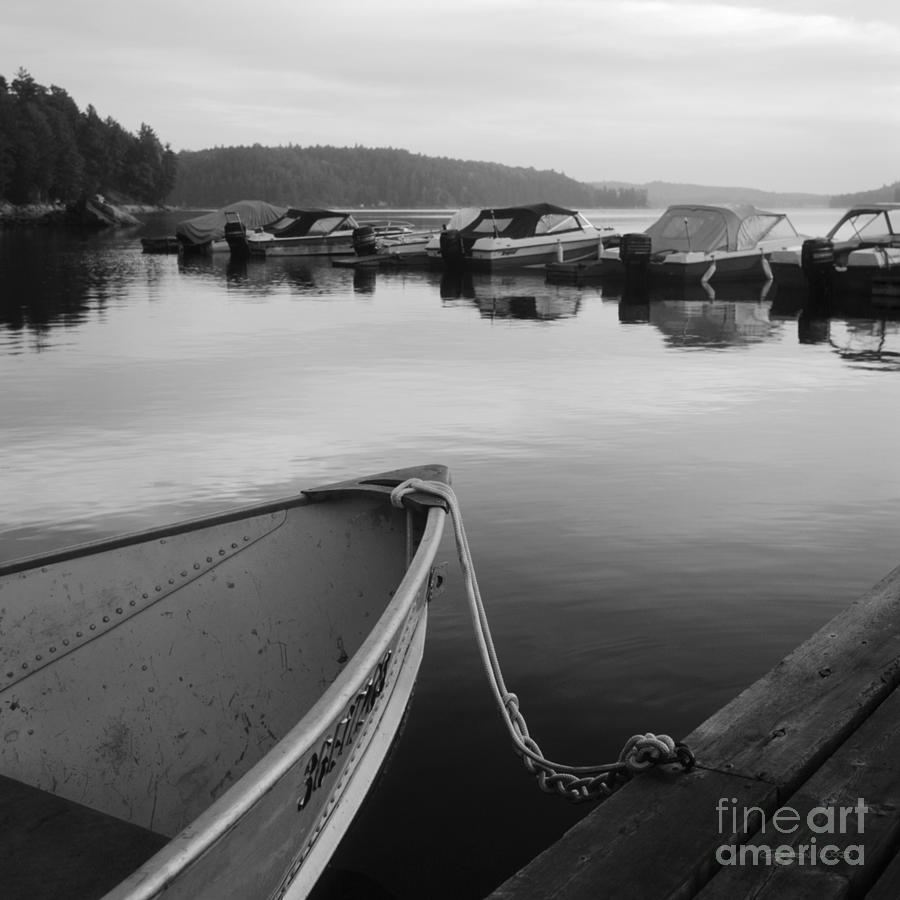Canada Photograph - Safe Haven by Gordon Wood
