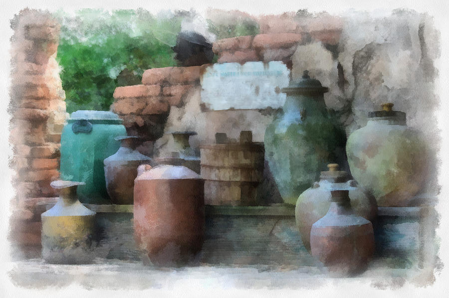 Safe Water For Travellers Photograph  - Safe Water For Travellers Fine Art Print