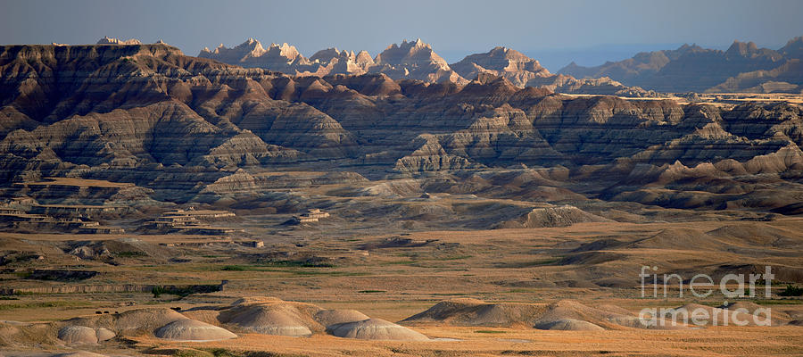 Sage Creek Wilderness Photograph