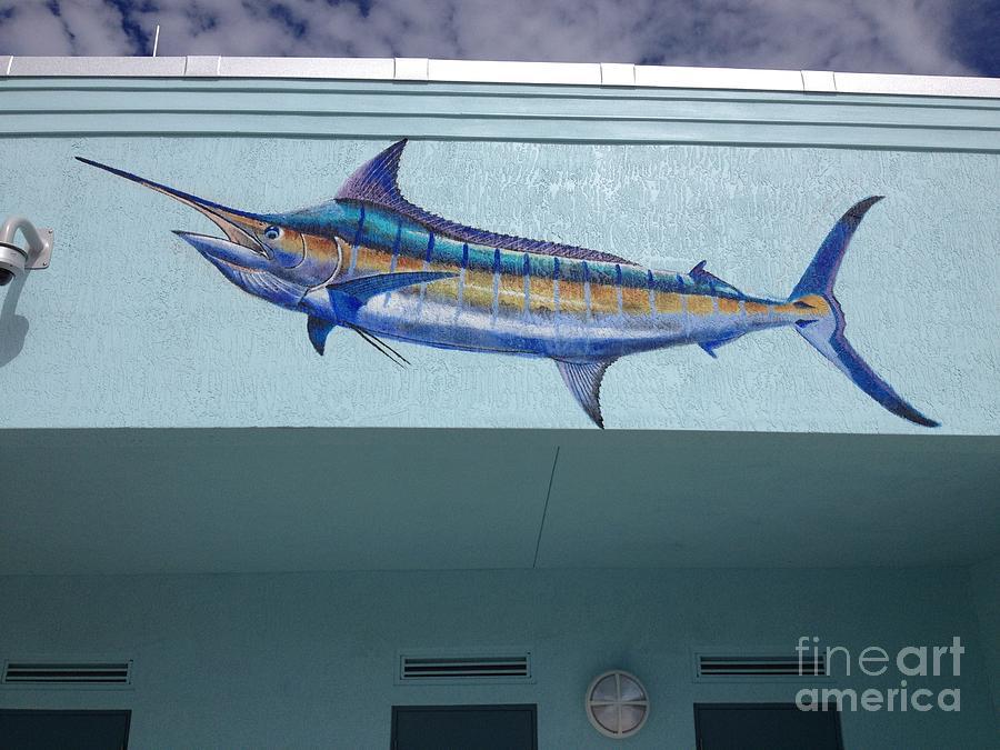 Sailfish Splash Park Painting - Sailfish Splash Park 1 by Carey Chen