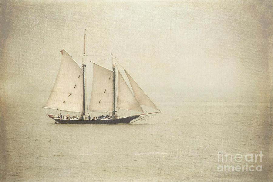 Sailing Ship Photograph