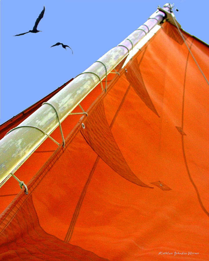 Sails Five Digital Art