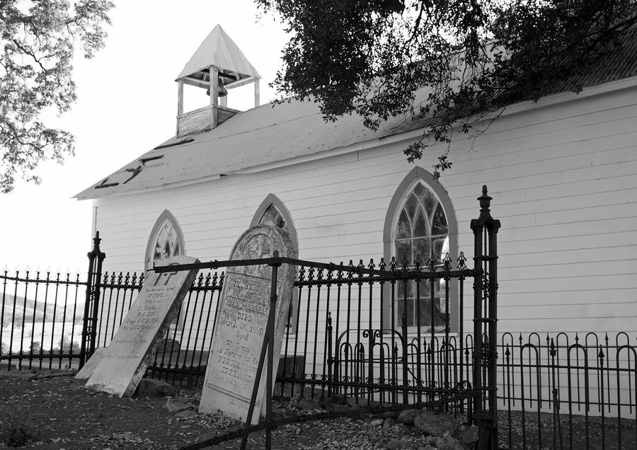 Saint Francis Xavier Catholic Church Photograph