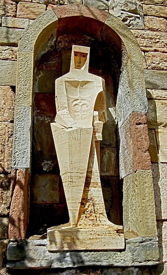 Saint George - Montserrat Photograph
