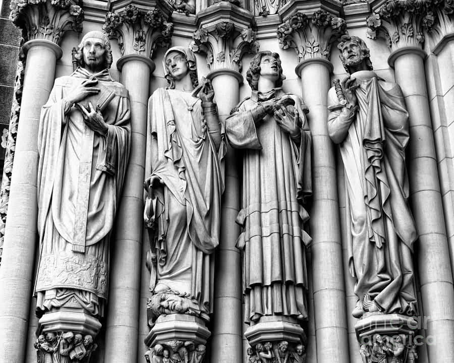 Saint John The Divine Photograph  - Saint John The Divine Fine Art Print