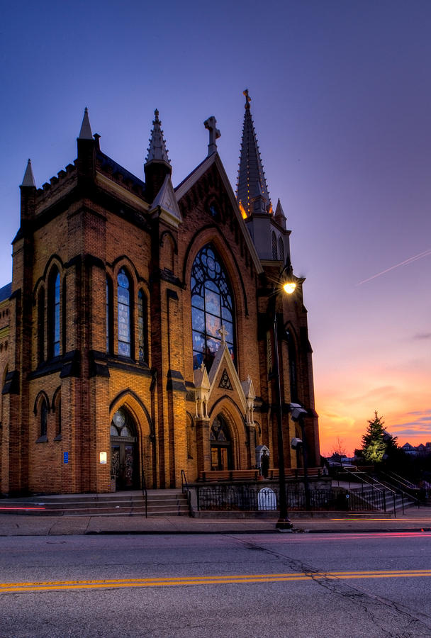 Saint Mary Of The Mount Photograph