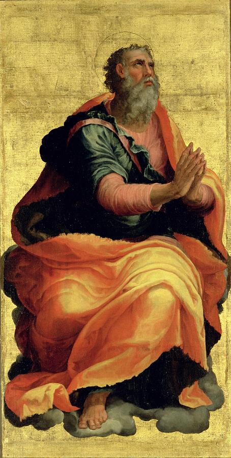 Saint Paul The Apostle Painting  - Saint Paul The Apostle Fine Art Print
