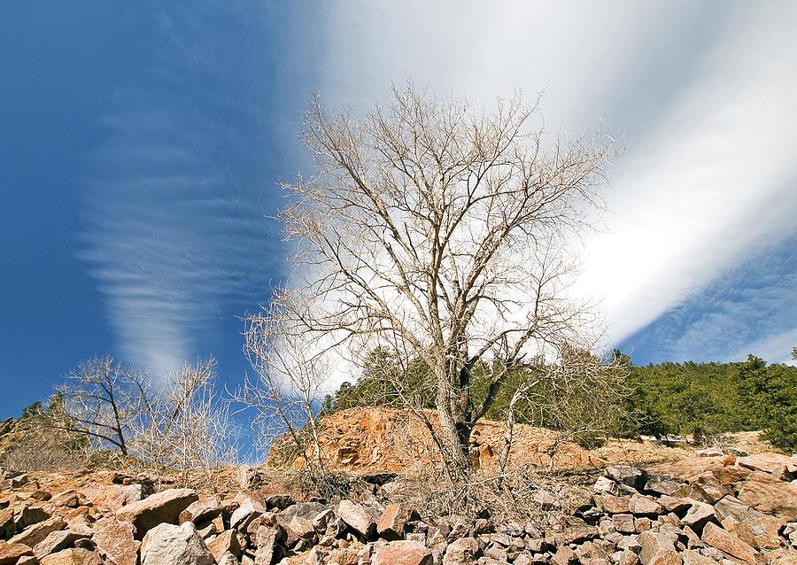 Saint Verain Sky Photograph