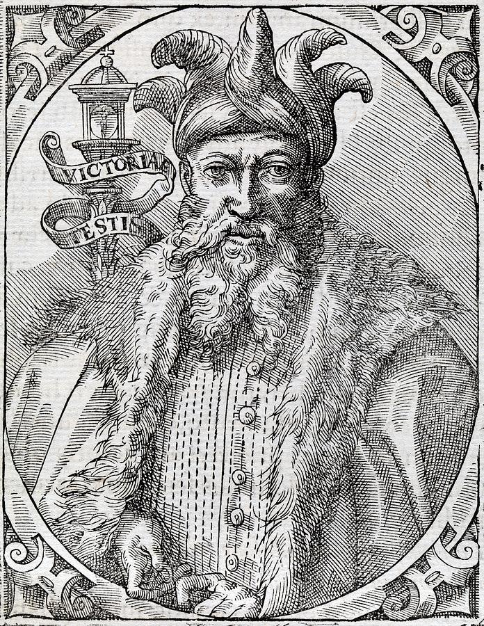 Saladin, Sultan Of Egypt And Syria Photograph