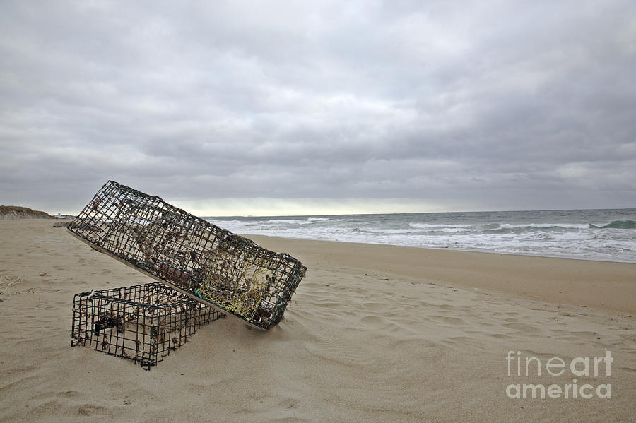 Salisbury Beach - Salisbury Massachusetts Usa Photograph