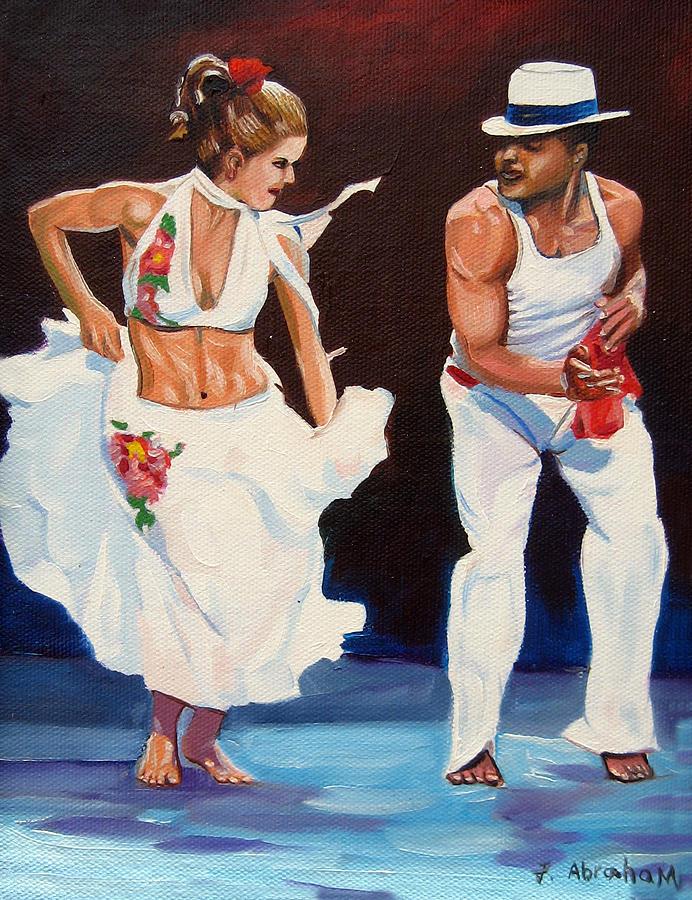 Gay salsa dancing - puerto rico