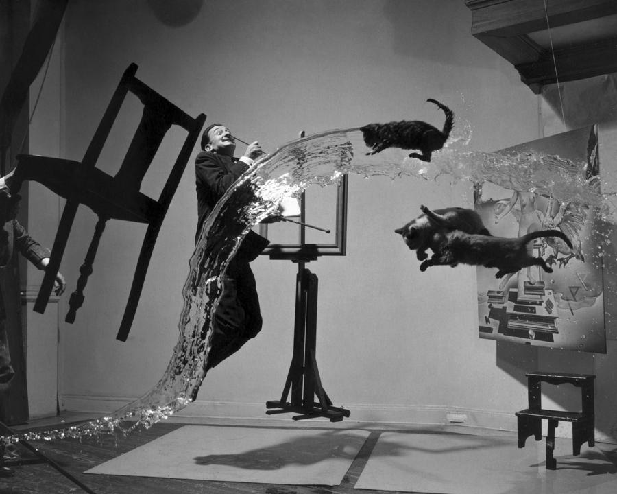 Salvador Dali 1904-1989 Photograph