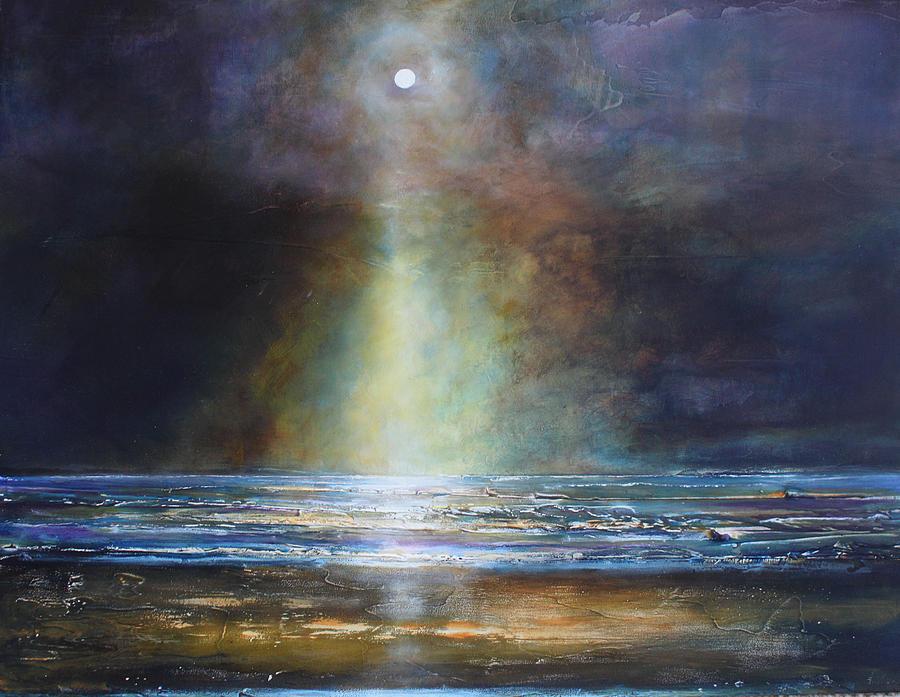 Salvation Beach Painting