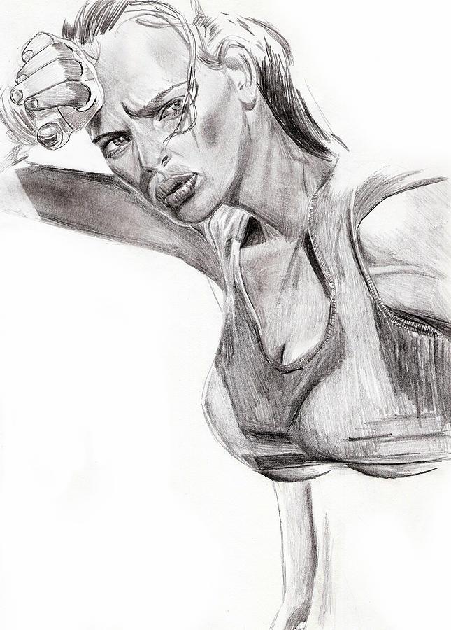Samantha Drawing
