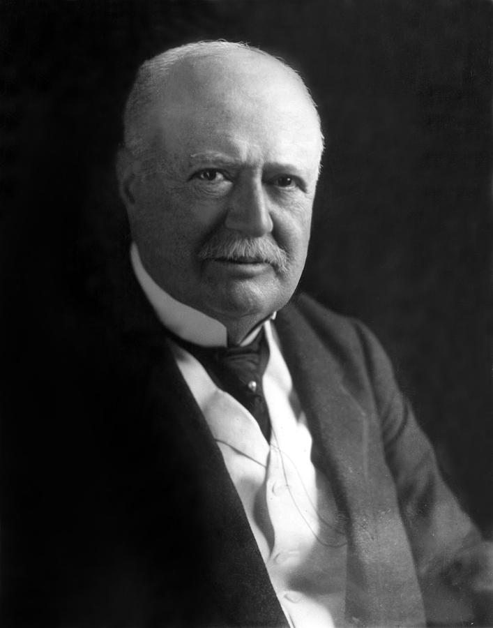 Samuel P. Colt, Chairman Of The Board Photograph