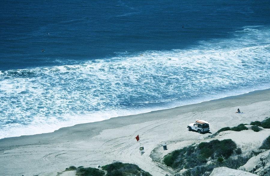 San Clememte State Park Photograph