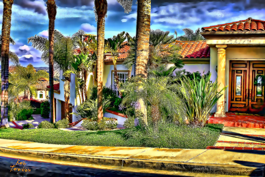 San Clemente Estate 3 Photograph  - San Clemente Estate 3 Fine Art Print