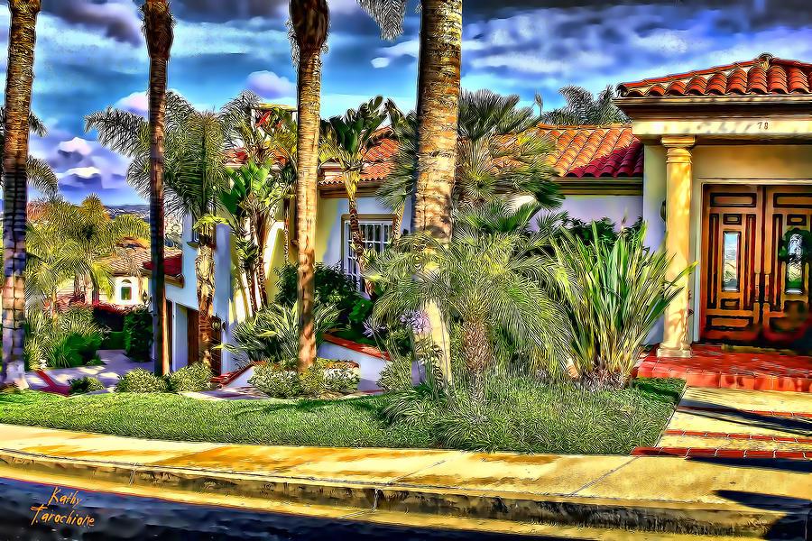San Clemente Estate 3 Photograph