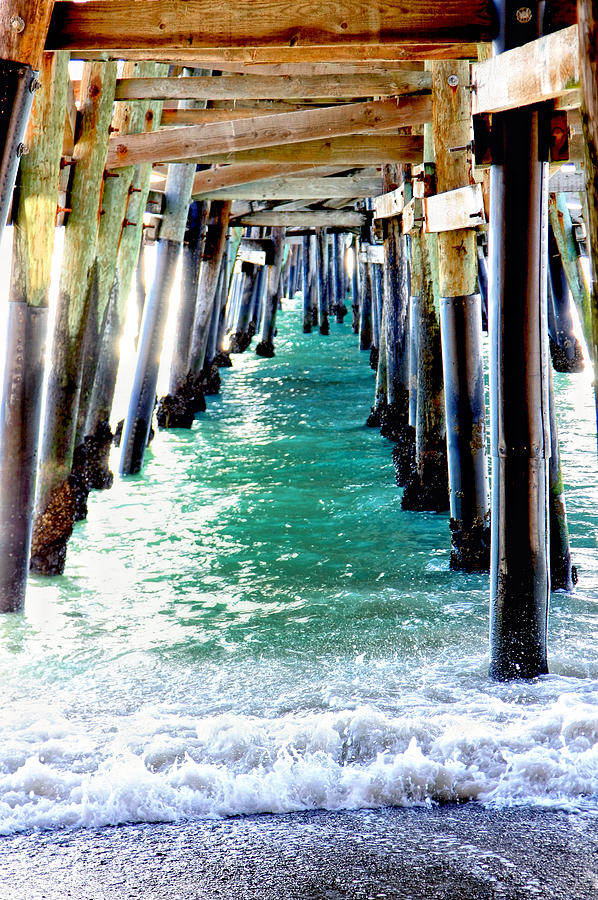 San Clemente Pier Photograph