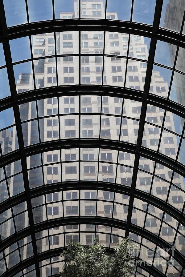 San Francisco Galleria - 5d17073 Photograph
