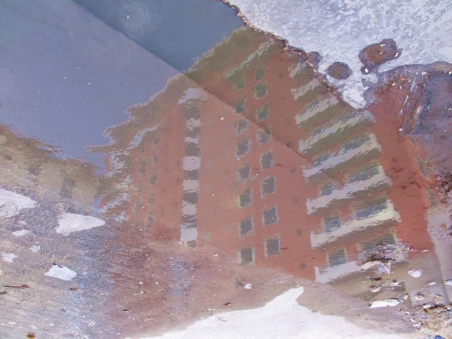 San Juan Reflection Photograph