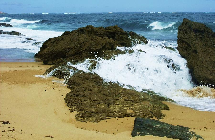 San Juan Surf II Photograph