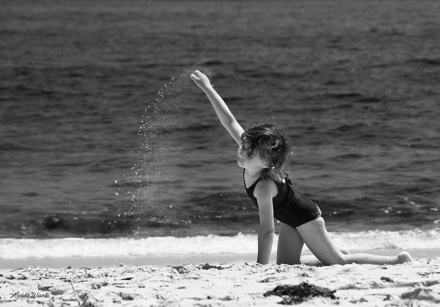 Sand Dancer Photograph  - Sand Dancer Fine Art Print