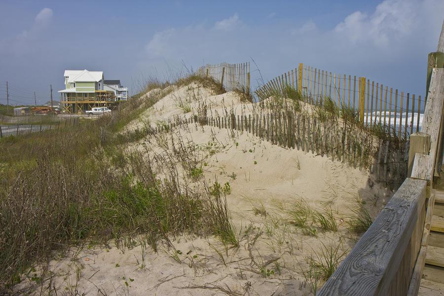 Sand Dunes II Photograph