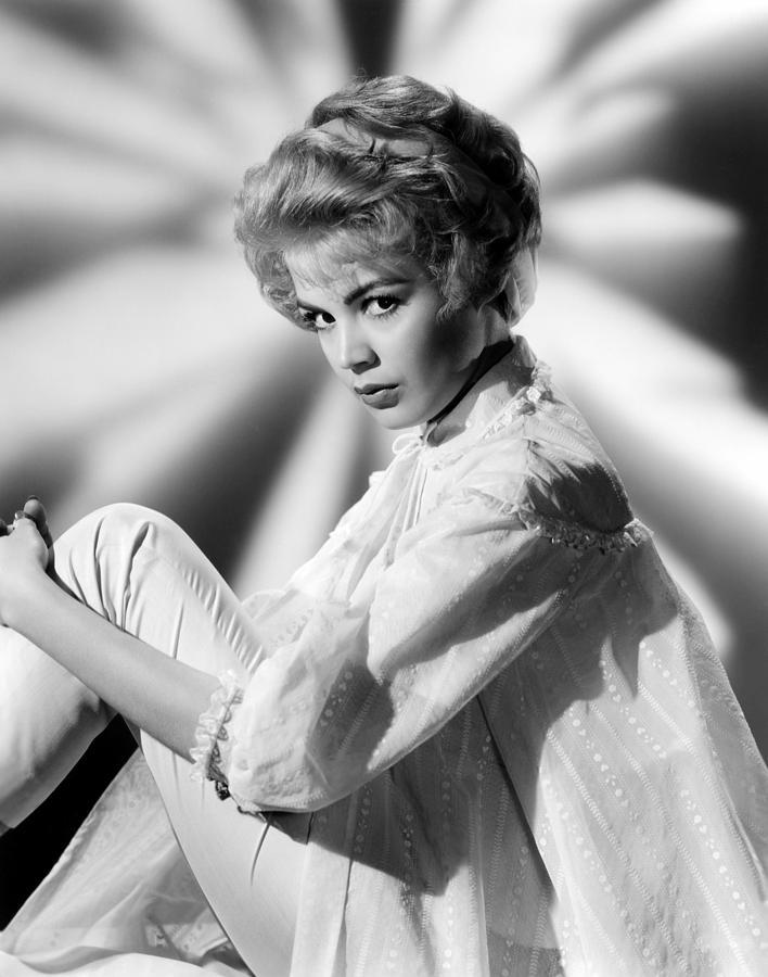 Sandra Dee, Age 17, 1959 Photograph