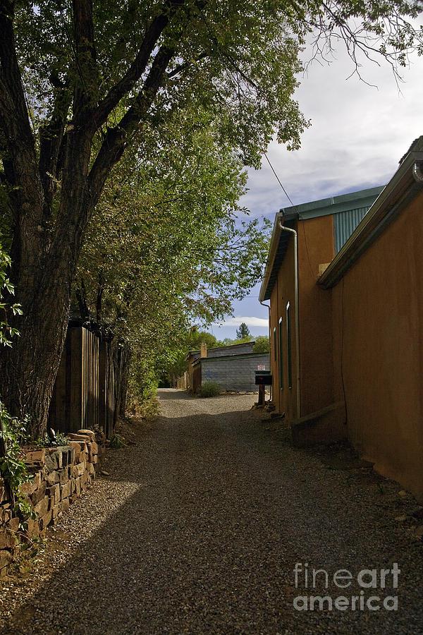 Santa Fe Road Photograph