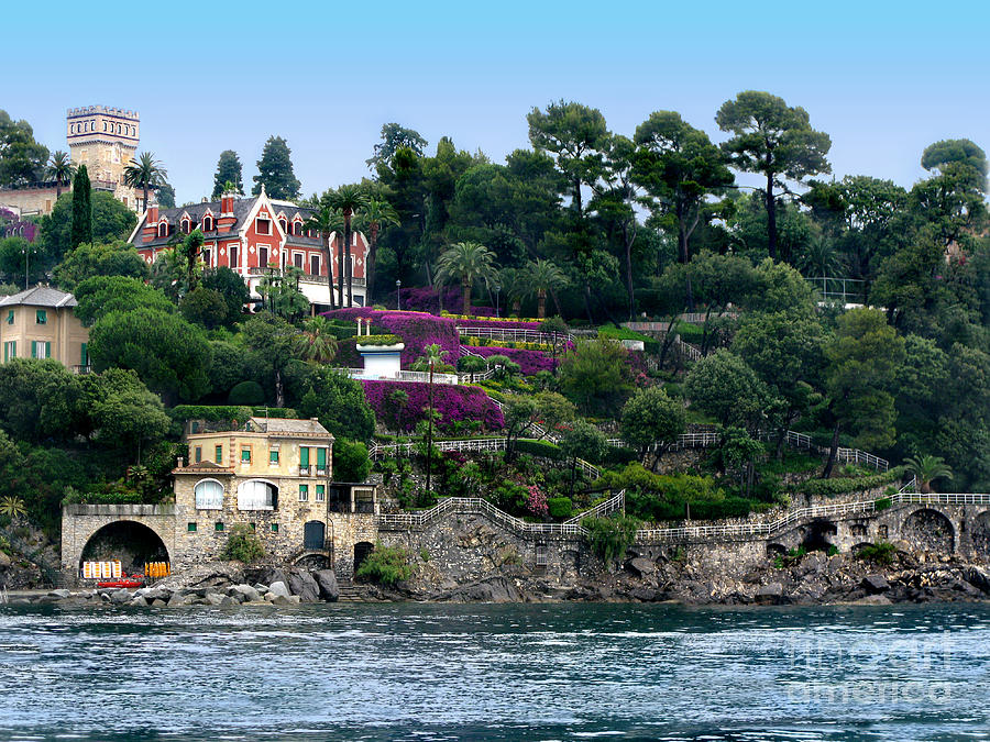 Santa Margherita Ligure Italy  city pictures gallery : Santa Margherita Photograph Santa Margherita Ligure.italy by Jennie ...
