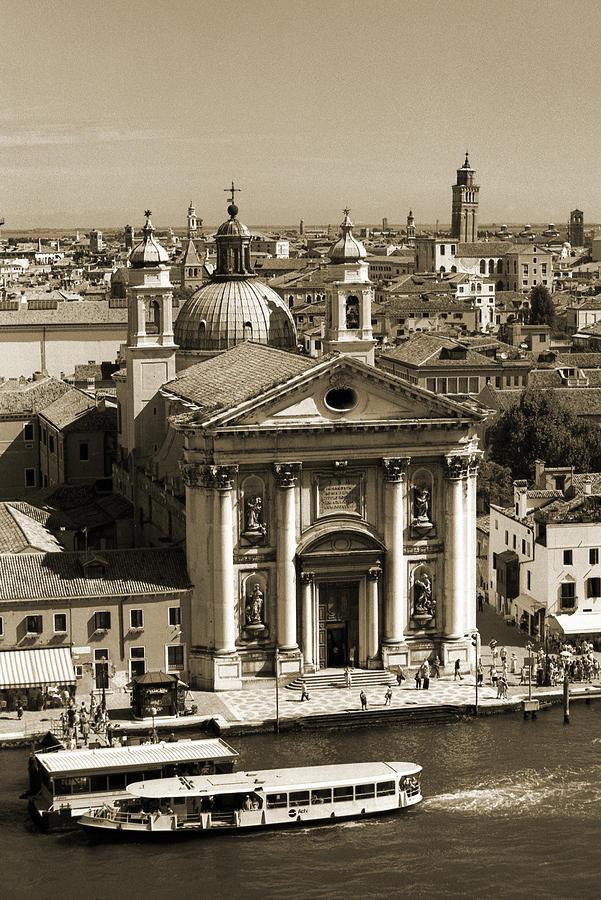 Santa Maria Del Rosario Photograph