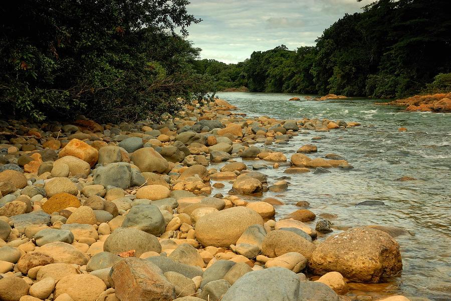 Santa Maria River Photograph