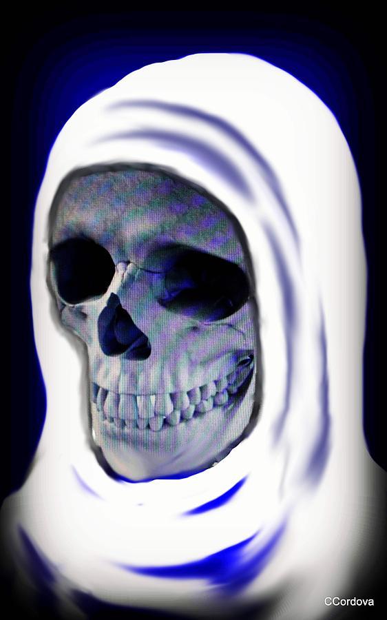 Santa Muerte Photograph
