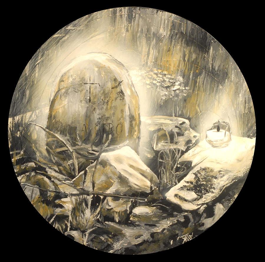 Santeria Painting